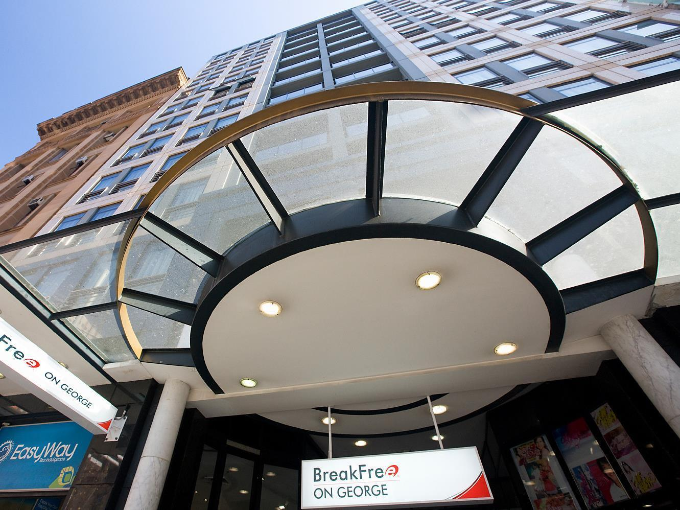 BreakFree on George Hotel - Hotell och Boende i Australien , Sydney