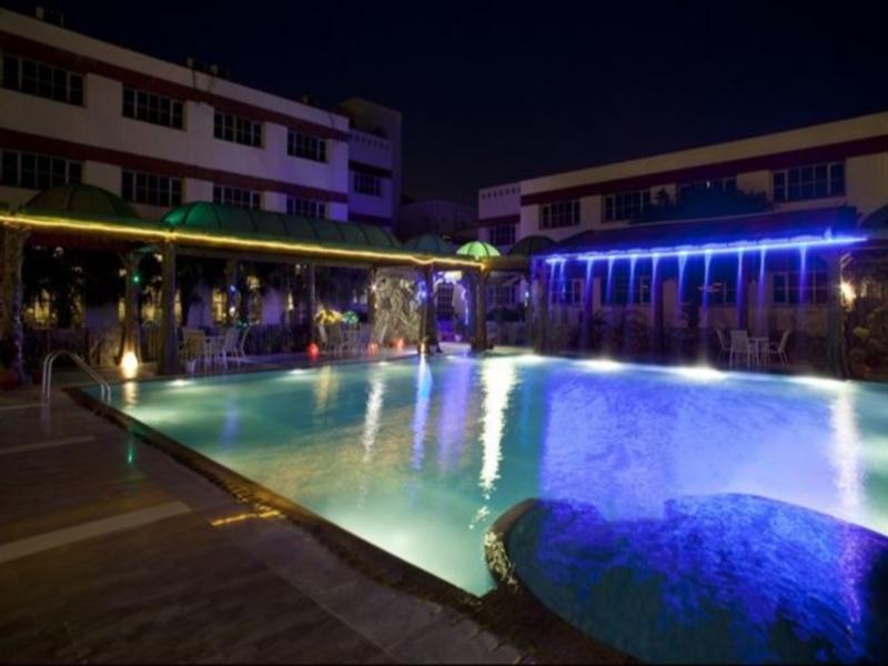Hotel Yamuna View - Hotell och Boende i Indien i Agra