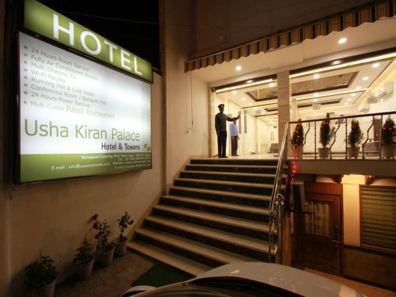 Usha Kiran Palace - Hotell och Boende i Indien i Gwalior