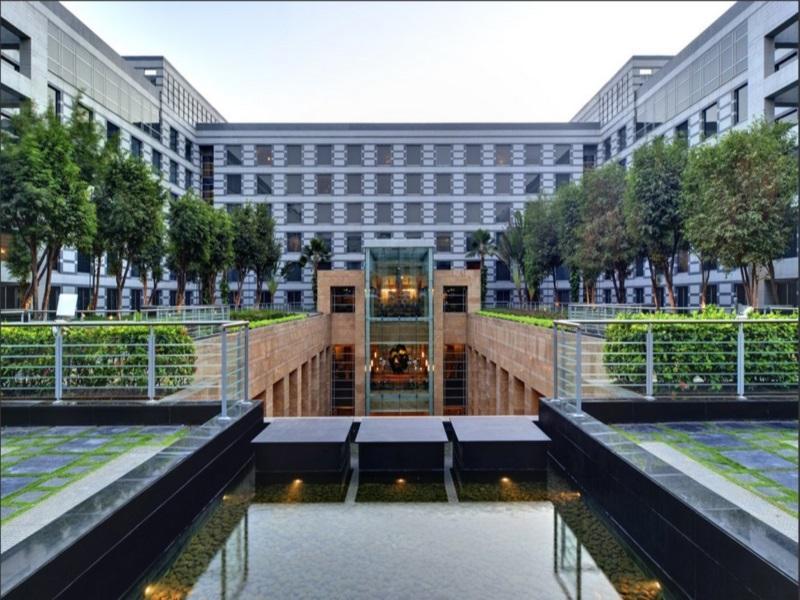 Grand Hyatt Hotel - Hotell och Boende i Indien i Mumbai