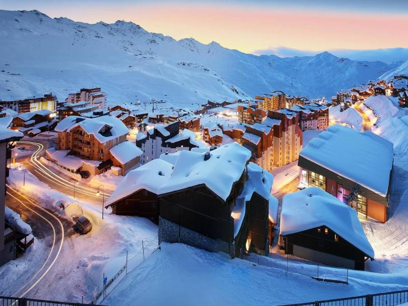 Bus from Lyon to Val Thorens