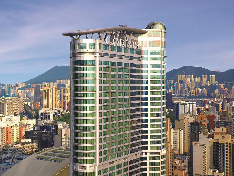 香港旺角朗豪酒店