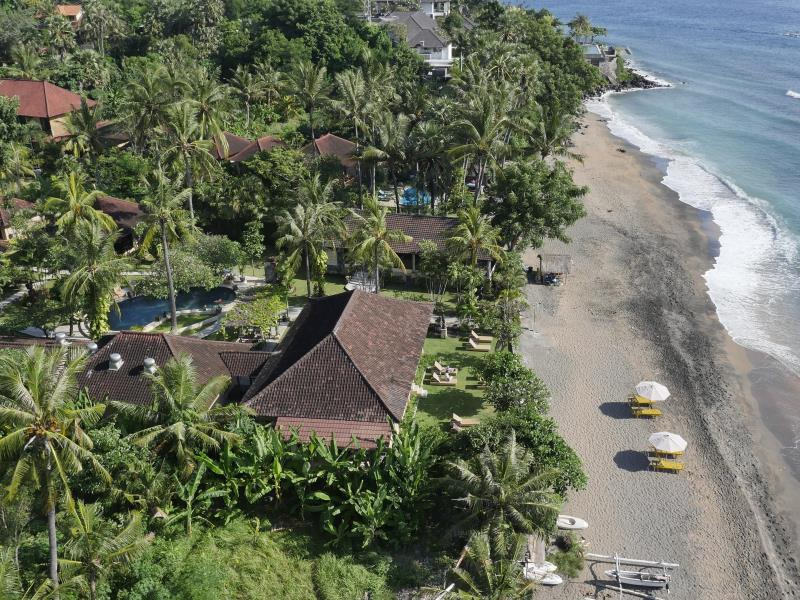 Hotell Hidden Paradise Cottages