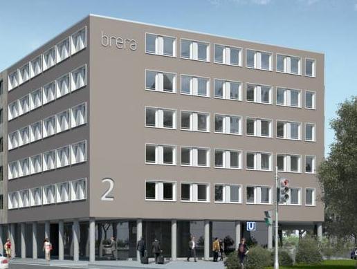 Brera Apartments And Suites Nuremberg - Exterior