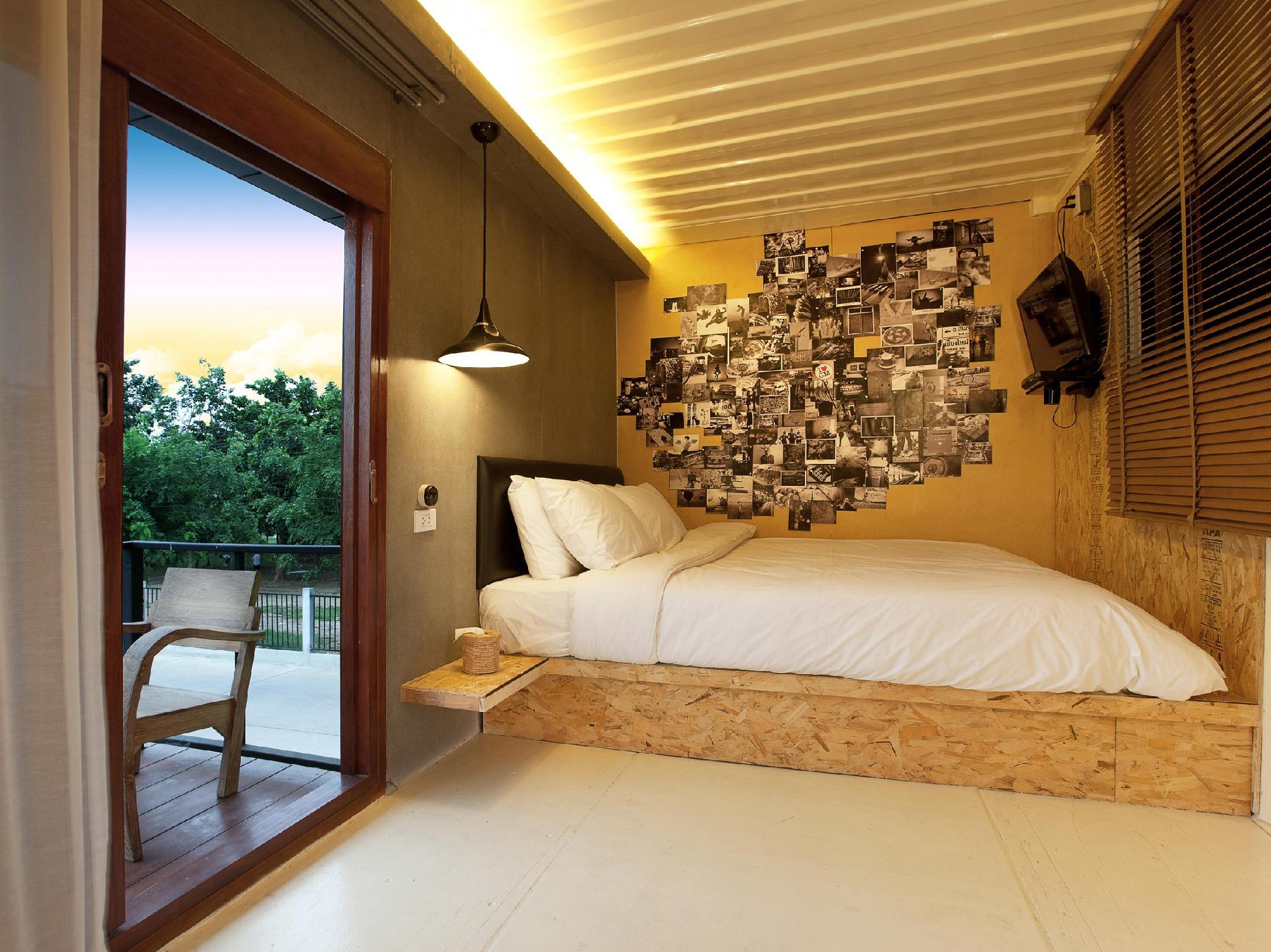 Snooze Box Hotel - Hotels and Accommodation in Thailand, Asia