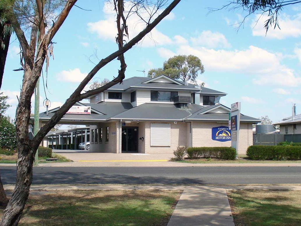 Oakey Motor Inn - Hotell och Boende i Australien , Oakey