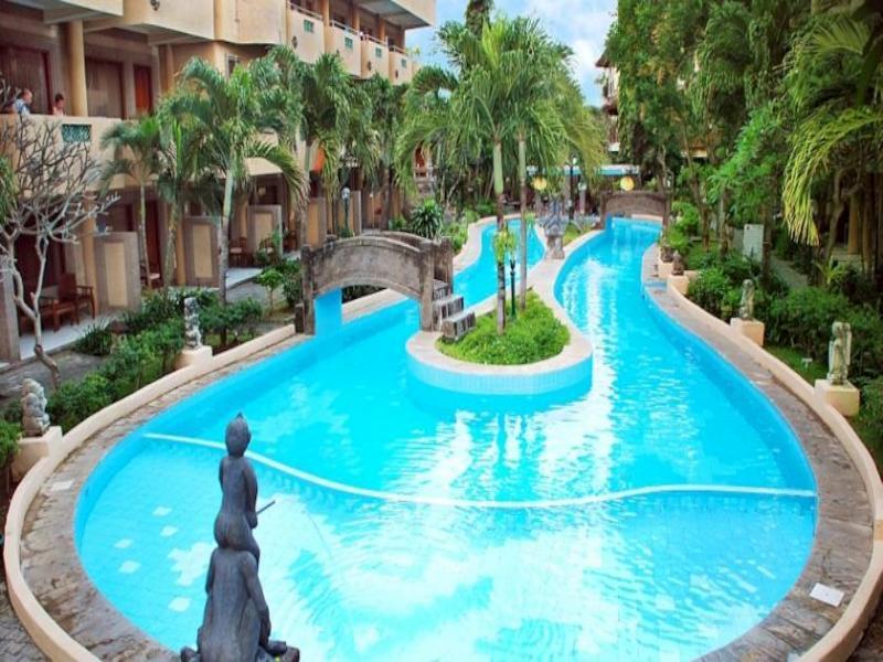 Hotell Melasti Beach Resort   Spa