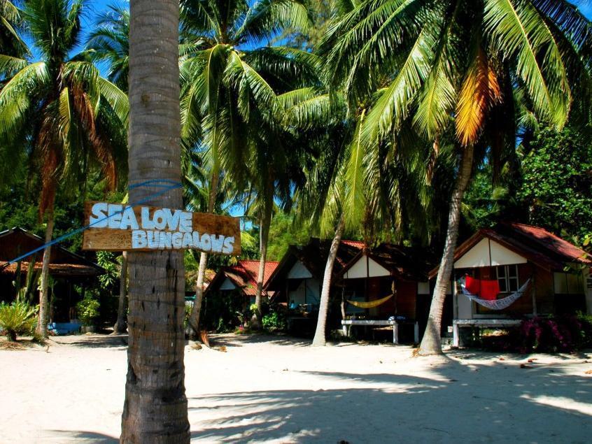 Hotell Sea Love Bungalows i , Koh Phangan. Klicka för att läsa mer och skicka bokningsförfrågan