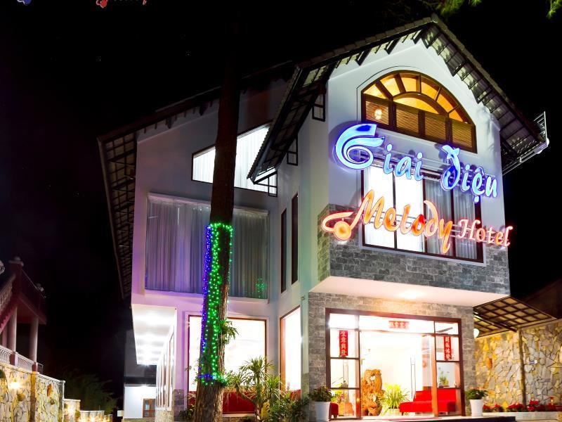 Giai Dieu Melody Hotel - Hotels and Accommodation in Vietnam, Asia