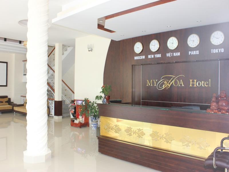 My Hoa Dalat Hotel - Hotels and Accommodation in Vietnam, Asia