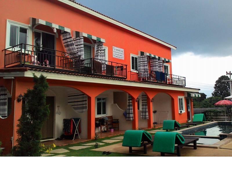 The Memories Hotel Beachside & Sheep Farm Koh Samui Lamai