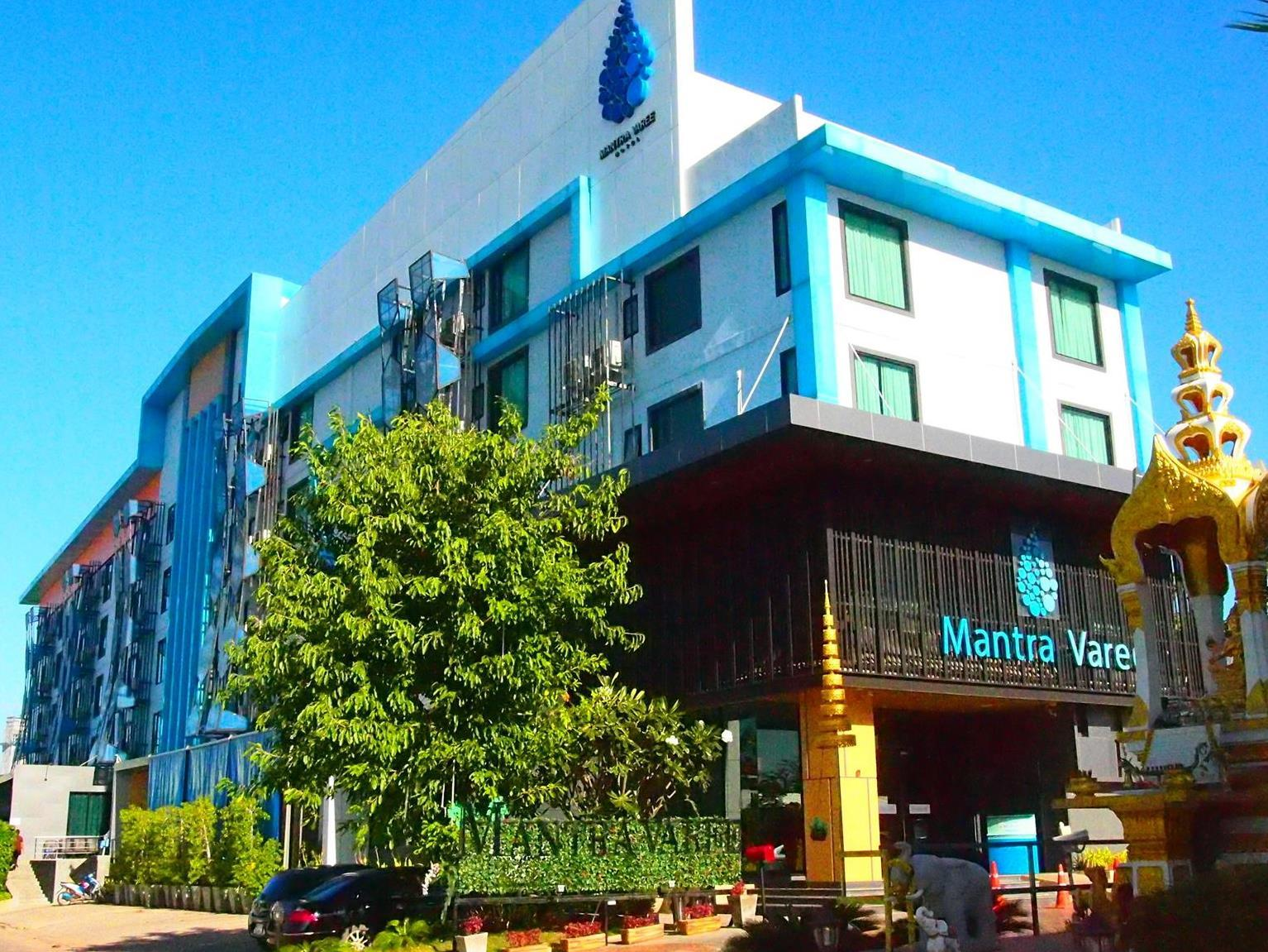 Mantra Varee Hotel - Hotels and Accommodation in Thailand, Asia
