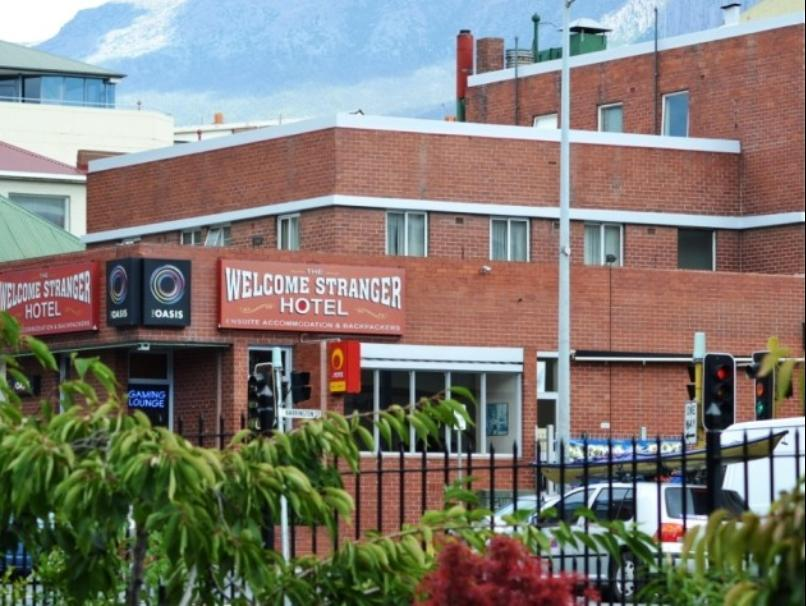 Welcome Stranger Hotel - Hotell och Boende i Australien , Hobart