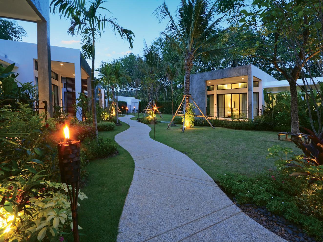 Wanaburi Resort - Hotell och Boende i Thailand i Asien