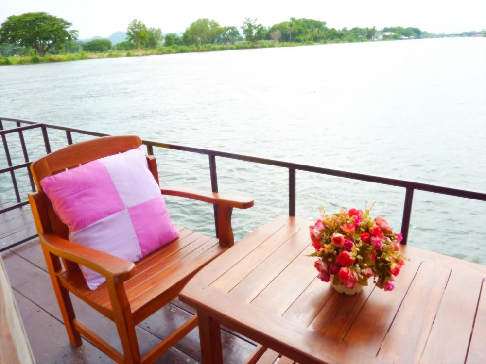 Tara Raft Kanchanaburi Guest House - Hotels and Accommodation in Thailand, Asia
