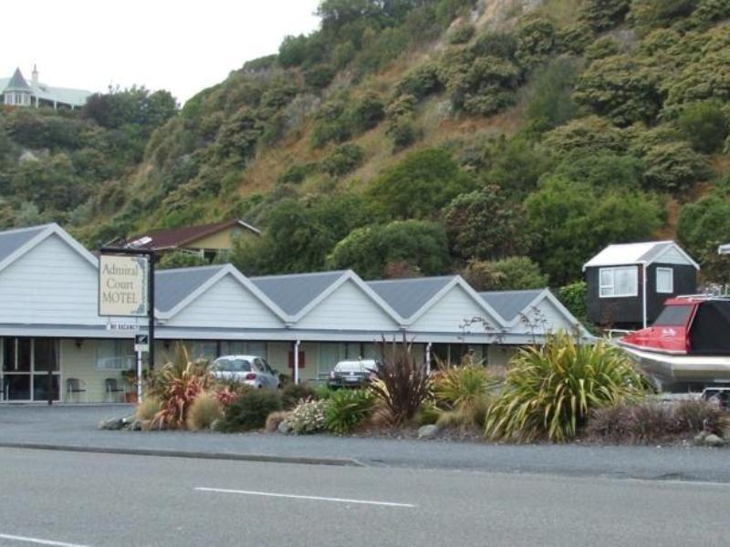 Admiral Court Motel - Hotell och Boende i Nya Zeeland i Stilla havet och Australien