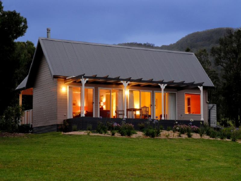 Crystal Creek Meadows Villa - Hotell och Boende i Australien , Kangaroo Valley