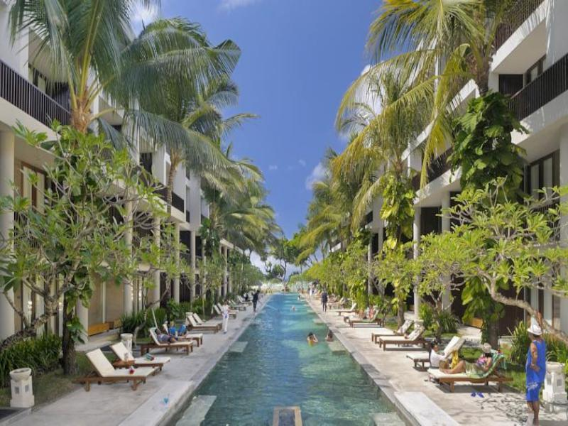 The Oasis Beach Benoa Bali