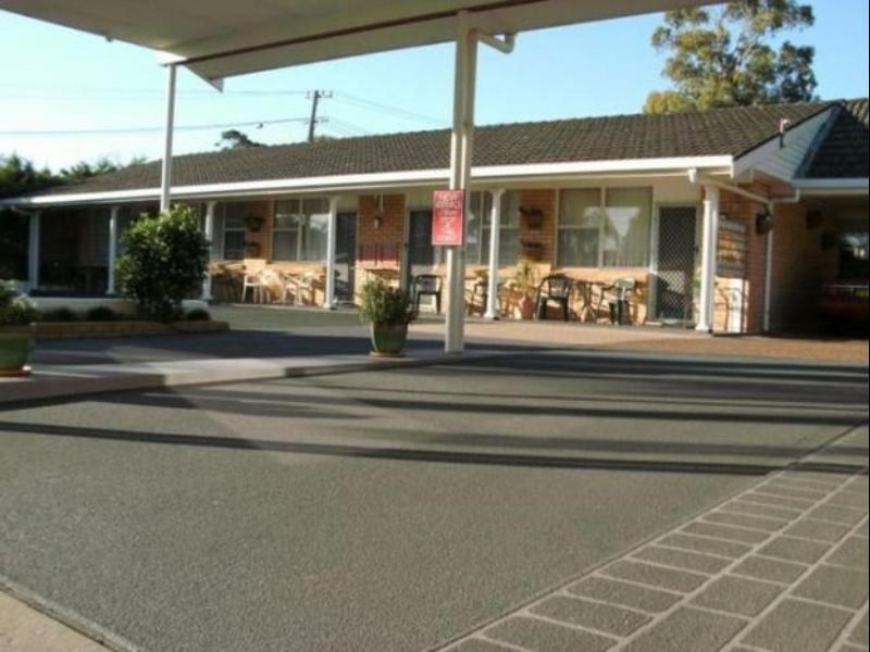 Harbour Foreshore Motel - Hotell och Boende i Australien , Ulladulla