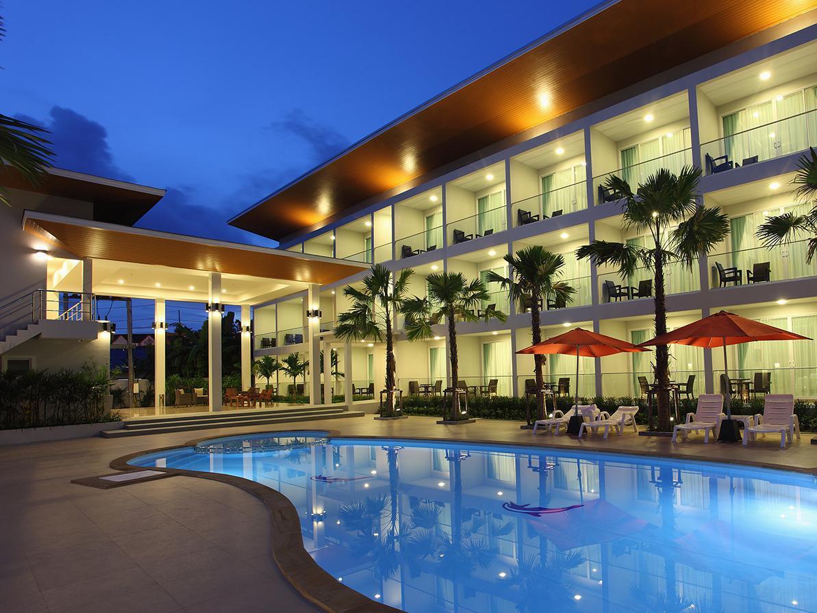 Hotell Clear House Resort i Kamala, Phuket. Klicka för att läsa mer och skicka bokningsförfrågan