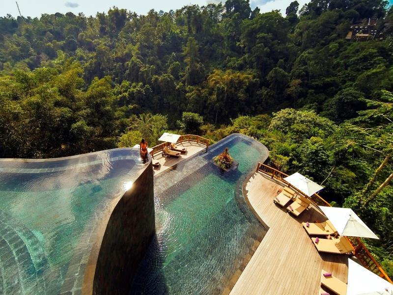 Hotell Ubud Hanging Gardens Hotel
