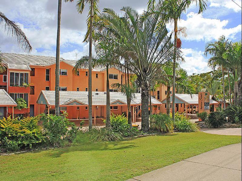 Rainbow Sands Resort - Hotell och Boende i Australien , Rainbow Beach