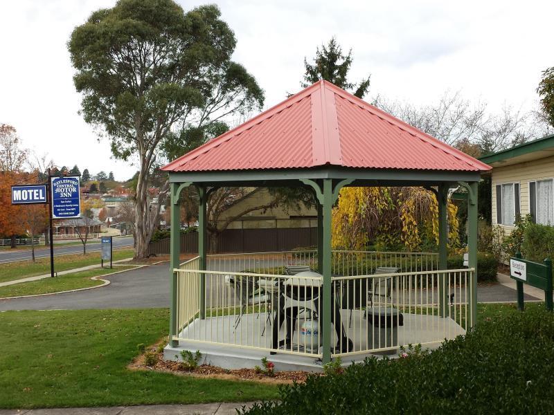 Daylesford Central Motor Inn - Hotell och Boende i Australien , Daylesford and Macedon Ranges