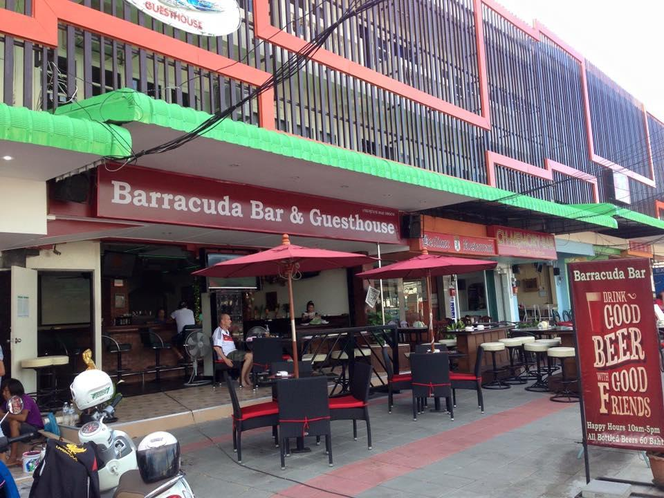 Barracuda Guesthouse - Hotels and Accommodation in Thailand, Asia