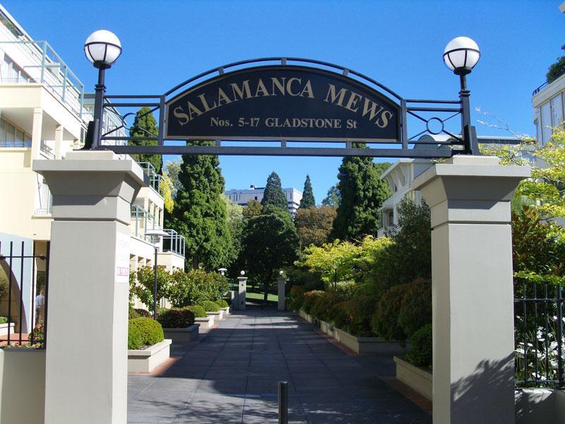 Jenatt Apartment at Salamanca - Hotell och Boende i Australien , Hobart