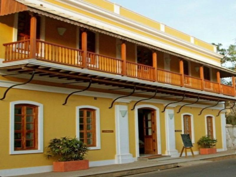 Palais de Mahe Hotel - Pondicherry