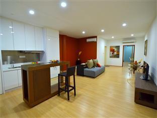 118 Residence - Island Plaza Penang - Living Room
