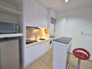 118 Residence - Island Plaza Penang - Kitchen