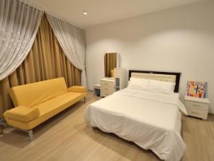 118 Residence - Island Plaza Penang - Bedroom