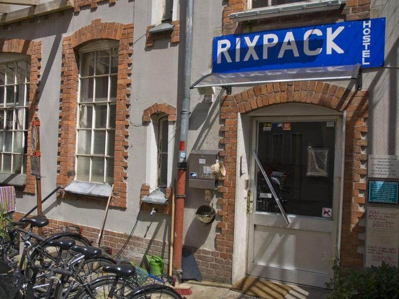Rixpack Hostel - Hotell och Boende i Tyskland i Europa