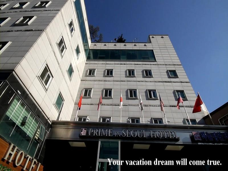 Prime In Seoul Hotel - Hotels and Accommodation in South Korea, Asia