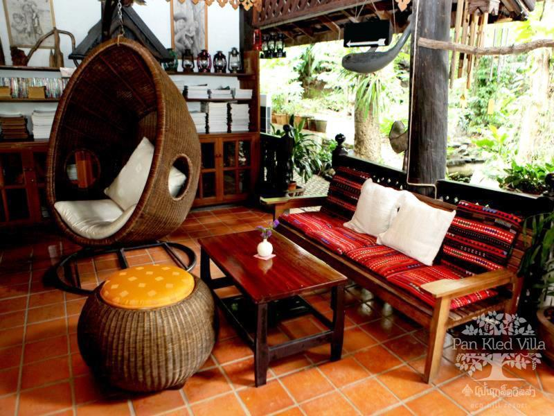 Pan Kled Villa Eco Hill Resort - Hotels and Accommodation in Thailand, Asia