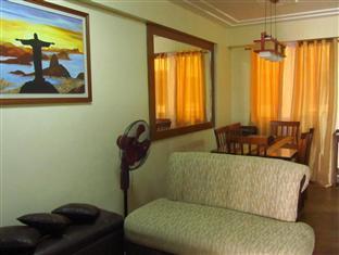 Agnes Paradise Condo Manila - Living Room