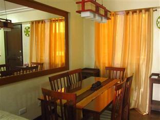 Agnes Paradise Condo Manila - Dining Room