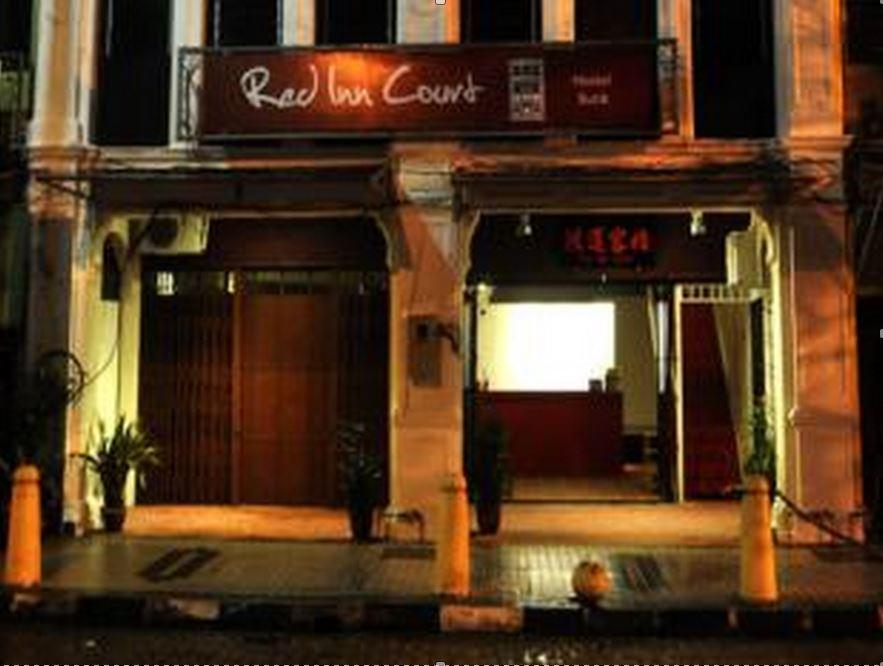 Red Inn Court - Hotels and Accommodation in Malaysia, Asia