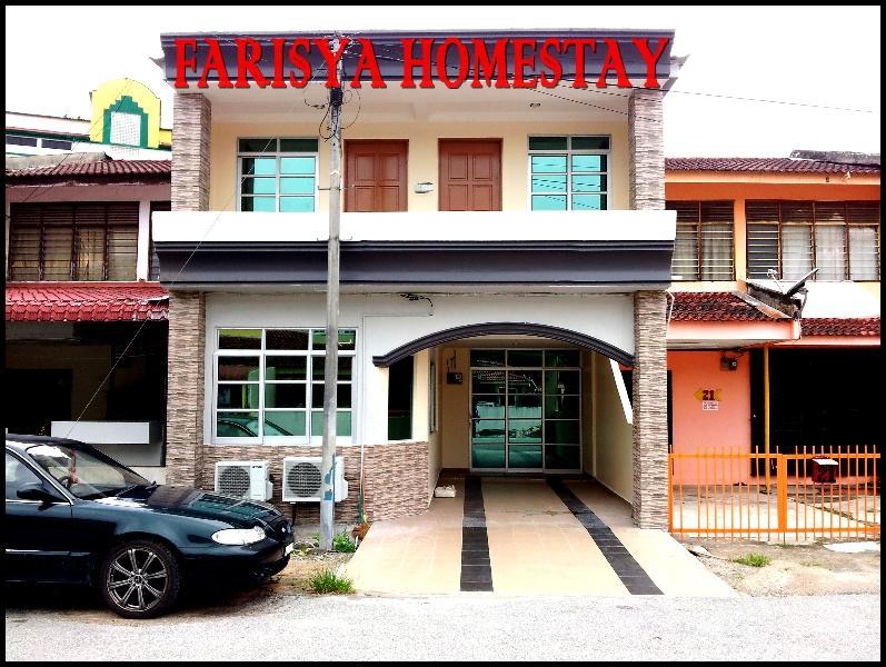 Farisya Guesthouse - Hotell och Boende i Malaysia i Langkawi