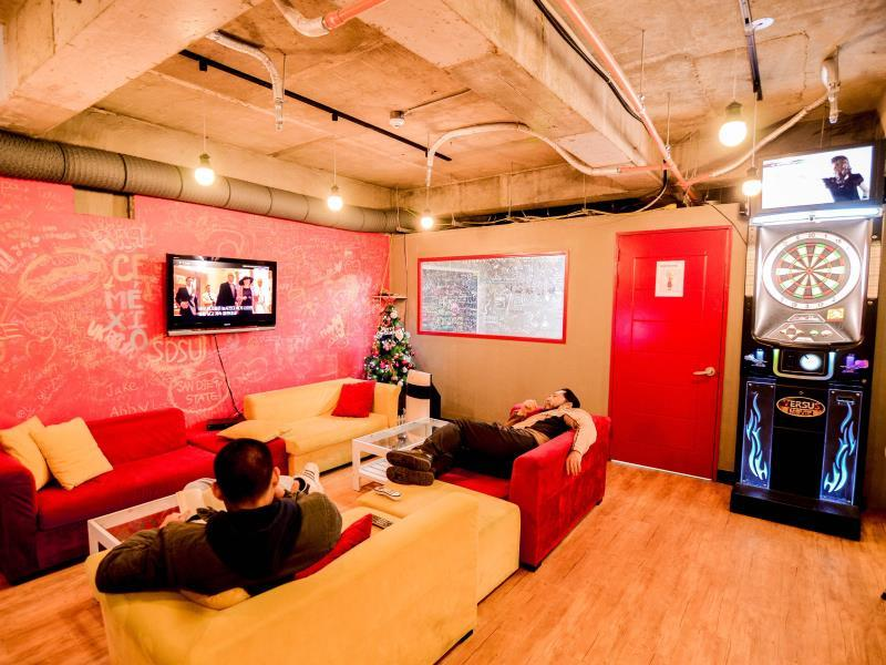Kimchee Sinchon Guesthouse - Hotels and Accommodation in South Korea, Asia