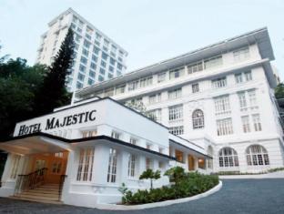 The Majestic Hotel Kuala Lumpur - Majestic Wing Kuala Lumpur - Exterior