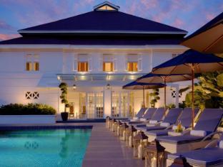 The Majestic Hotel Kuala Lumpur - Majestic Wing Kuala Lumpur - The Majestic Spa Pool