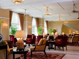 The Majestic Hotel Kuala Lumpur - Majestic Wing Kuala Lumpur - The Tea Lounge in Majestic Wing