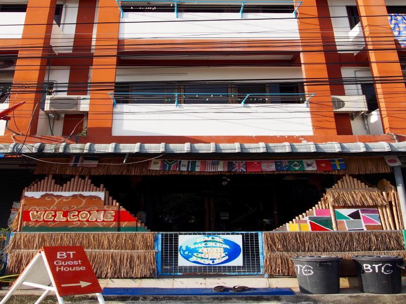Backpacker Time Guest House - Hotels and Accommodation in Thailand, Asia