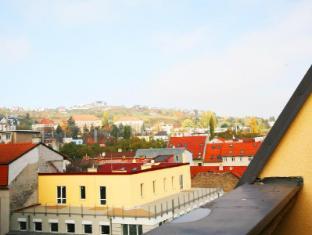 Freddie next to Mercury Hotel Bratislava - Double-room terrace view