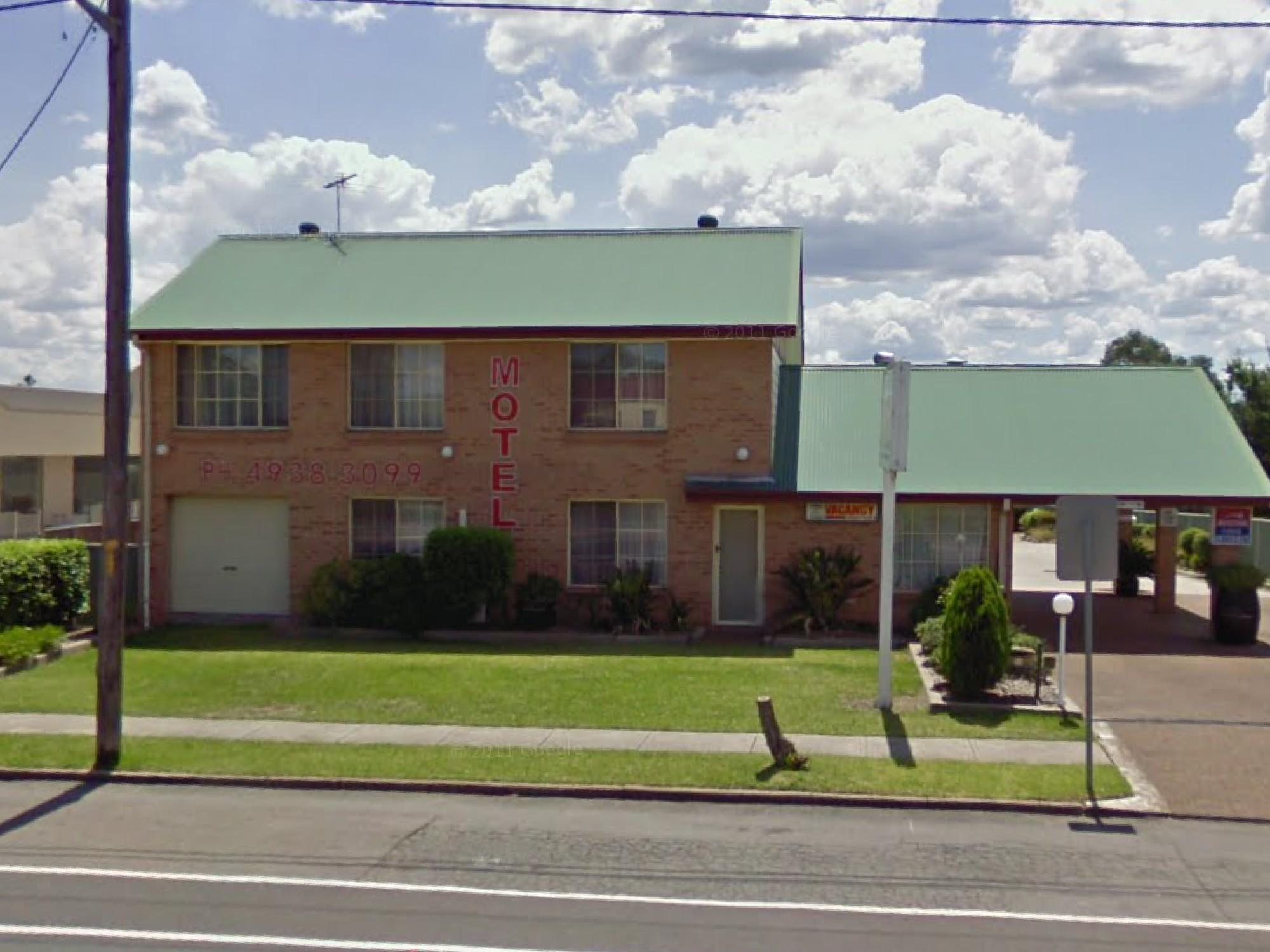 Branxton House Motel - Hotell och Boende i Australien , Hunter Valley