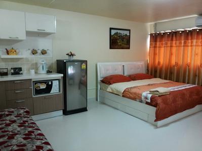 SK Muangthongthani Apartment