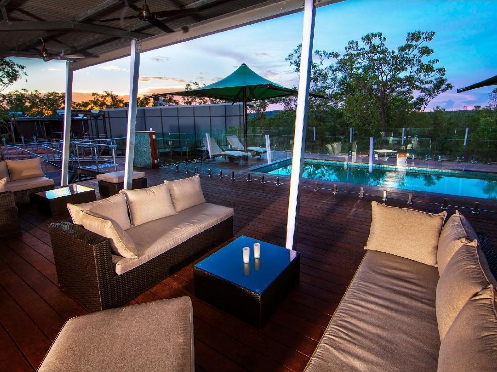 Cicada Lodge - Hotell och Boende i Australien , Katherine