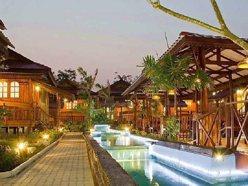 Dang Ky Ploen Tharnnam Resort - Hotels and Accommodation in Thailand, Asia
